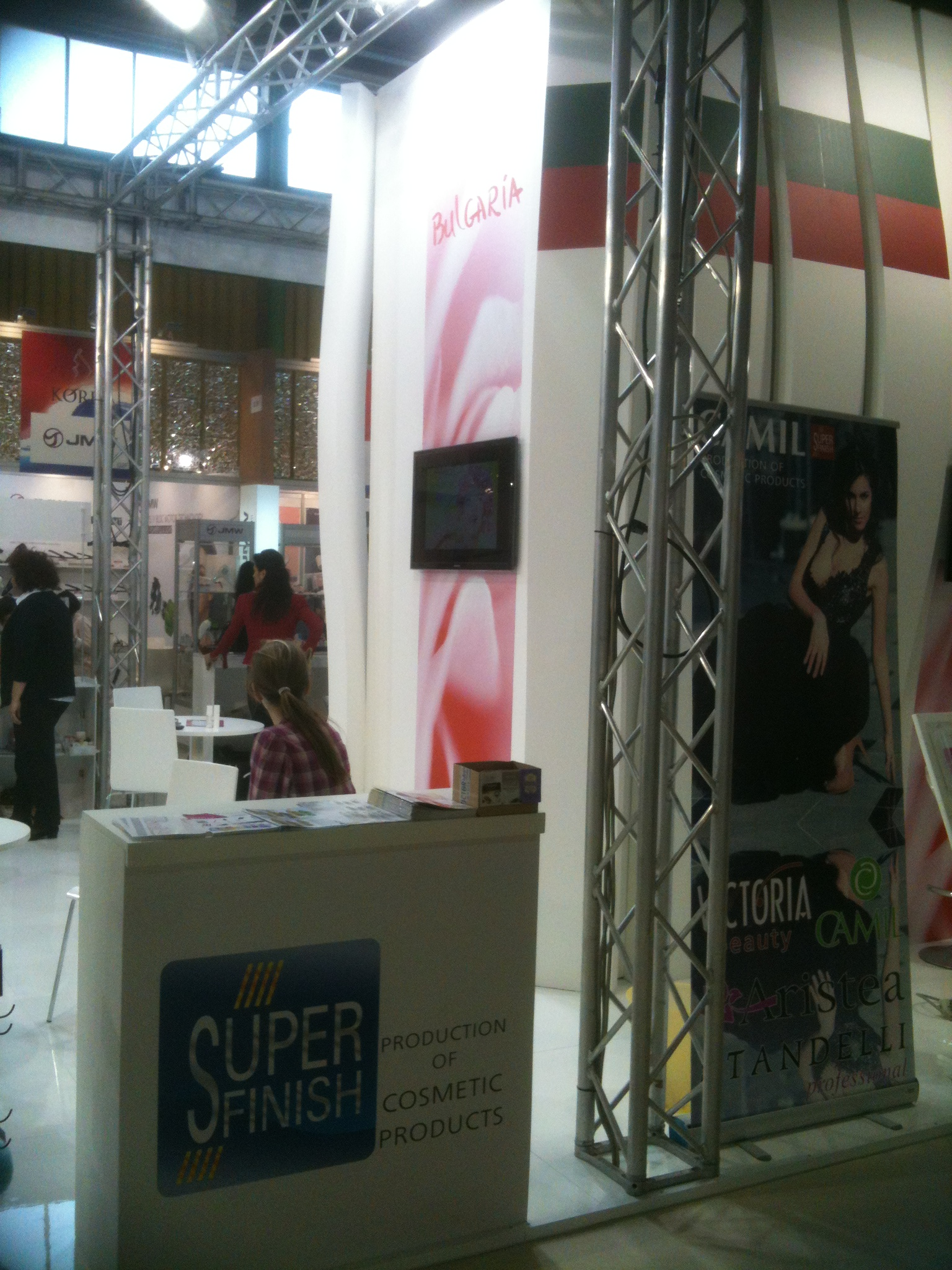 CosmoProf - April 2014, Bologne