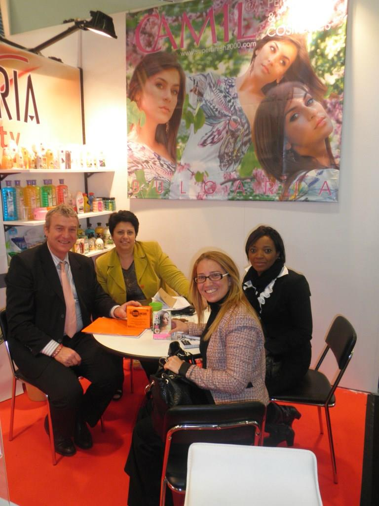 CosmoProf - 2012, March Bologne